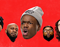 Wild 'N Out S7.5 Graphic Promo