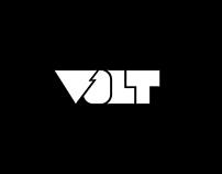 VOLT - Logo & Brand Identity