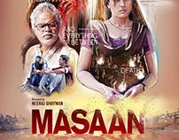 Masaan Movie Poster