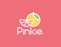 Pinkie Grapefruit Juice