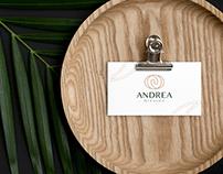 Andrea Miranda • Identidade Visual
