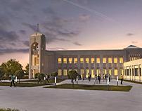 Eurnekian Secondary School   Holy Etchmiadzin, Armenia