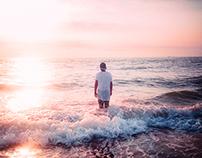 An Ocean Day.