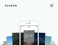 PLACES - Travel App
