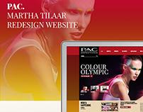 PAC Martha Tilaar - Redesign