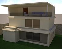 3D Exterior