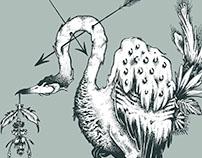 crane with wolfsbane