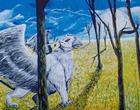 [Foto&Video]: Mural Uriarte