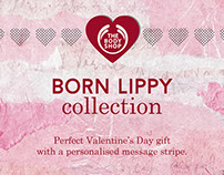 The Body Shop Valentine's Day Gift