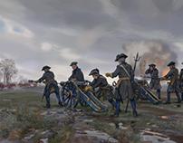 Battle of Gadebusch in 1712