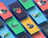 Baboonsoft Branding & Illustration