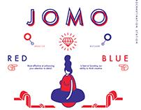 JOMO : Channel Branding