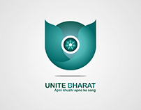 Logo design for Unite Bharat(NGO)