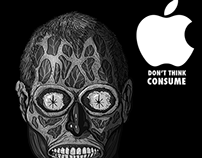 CONSUME: The REAL Steve Jobs - THEY LIVE