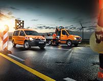Volkswagen Utility Vehicles