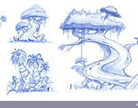 Prop Designs / Drawing