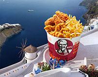 KFC / Summer Bucket