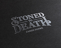 """Stoned to Death"" Album Branding"