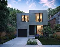 Kaleidoscope House.