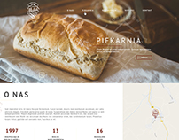 Mylak Bakery Website