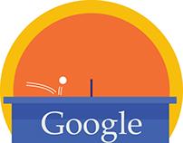 Google table tennis