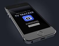 TV Tracker App