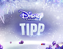 Disney Channel Christmas Tipps