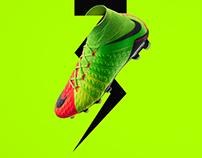 Nike / Hypervenom 3