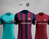 Fc Barcelona 2017/18 | Rumors