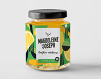 Magdeleine & Joseph — Branding & Packaging design