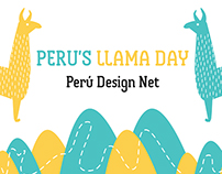 Peru's Llama Day - Infografía