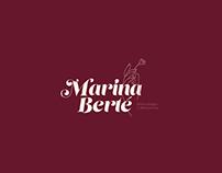 Marina Berté | Visual Identity