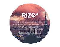 Rize Website