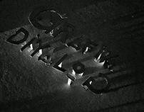 Experimantal typograpy