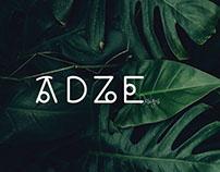 ADZE - Logo Design