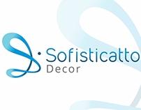Logo Sofisticatto Decor