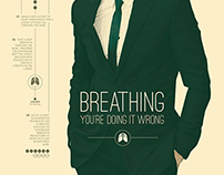Breathing: You're doing it Wrong