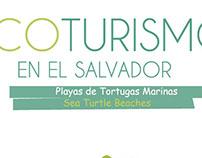 Afiche Ecoturismo El salvador