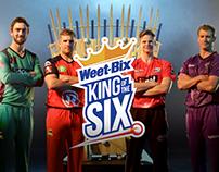 Weet-Bix 'King Of The Six'