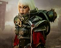 Warhammer: Adepta Sororitas