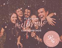 Social Media: Real de Zavaleta (salón de eventos)