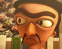 Bravura - 3D Animated Transmedia Project