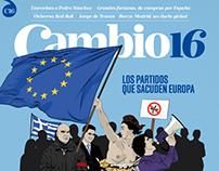 Cambio16 // Cover Mag