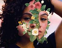 floral portrait nr.1