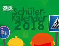 Unfallkasse Sachsen-Anhalt: Schülerkalender 2017