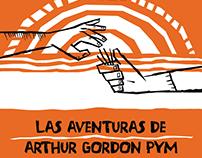 Cover#1- Arthur Gordon Pym