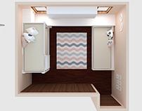 Girl´s bedroom