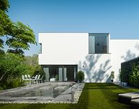 Modern Villa Bigger - CGI