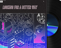 Looking for a Better way EP Cover Design