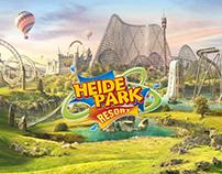 Heide Park - Set Design
